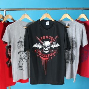 Other - Official 2014 Avenged Sevenfold Band T-Shirt